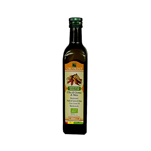 Crudigno - Olio di Germe di Mais - 500ml