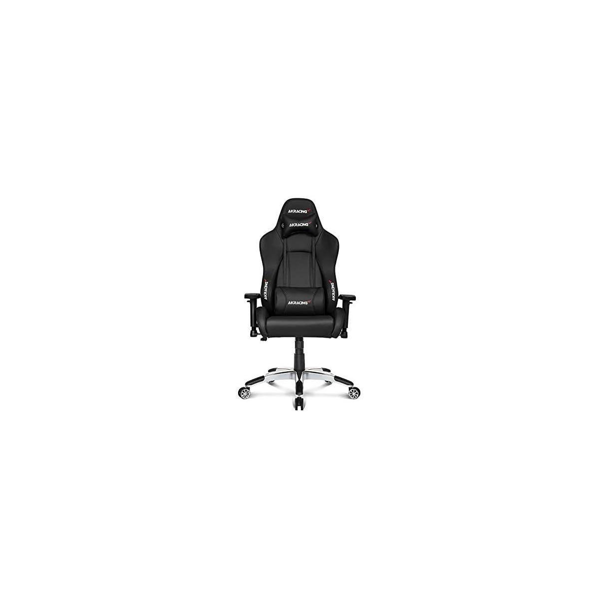 31naY6%2Bc8DL. SS1200  - AKRacing Premium V2 - AK-7002-BB - Silla Gaming, Color Negro