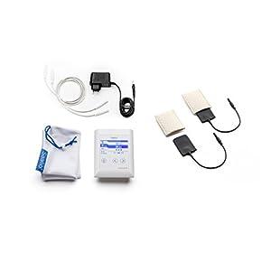 Saalio® AX Set – Iontophoresegerät gegen Achselschweiß (mit Puls-/Gleichstrom)