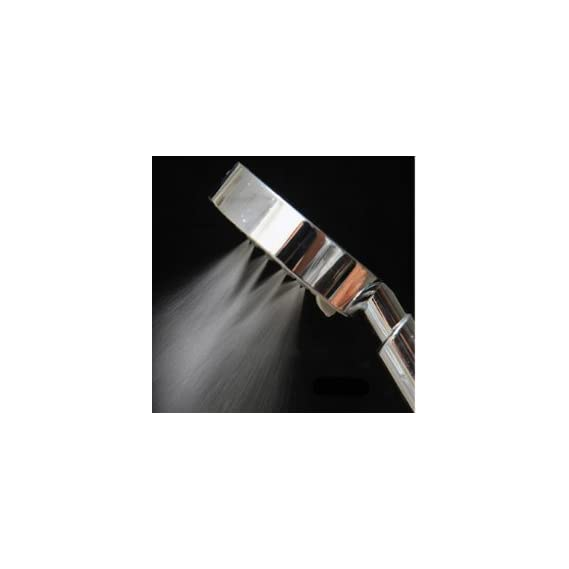 Aquieen H2 Micro 5 Function Hand Shower Without Shower Tube (Mist, Rain & Pressure Jets)