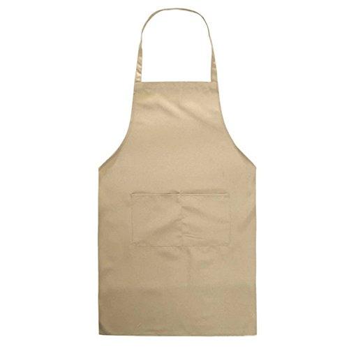 Kanggest Kinder Kochschürze Polyester Küchenschürze Kinder Schürze Wasserdicht Bastelschürze Großes Geschenk für Kinder