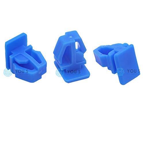 YOU.S Original 75305-SH2-003 Coupez de Fixation Clips (20 Morceaux)