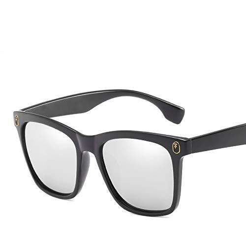 ZJWZ KoreaNische Version der Herren-und Damen Sonnenbrille Fashion Color Film Sonnenschirm Anti-UV-Sonnenbrille Sonnenbrille,NO7