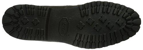Sioux  55760, pantoufles femme Gris - Grau (asphalt)