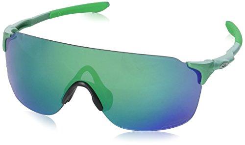 Oakley Herren EVZERO STRIDE 938607 38 Sonnenbrille, Grün (Gamma Green/Prizmjade),