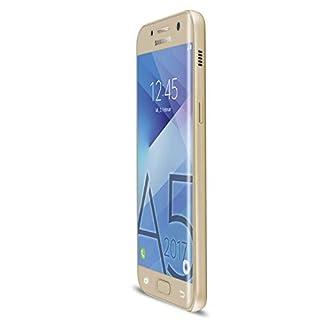 Artwizz CurvedDisplay Glass Protector for Samsung Galaxy A5 - Gold