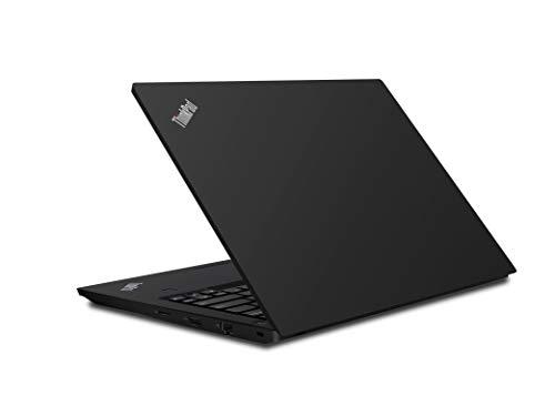 Lenovo ThinkPad E490 Intel Core i7 8th Gen 14-inch Full HD Thin and Light  Laptop (16GB RAM/ 512 GB SSD/ Windows 10 Skilled/ Black /1.75 kg), 20N8S0R000 Image 3