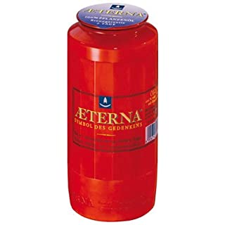 Aeterna Öllicht Nr. 7, Brenndauer ca. 7 Tage - 1St. - 2x