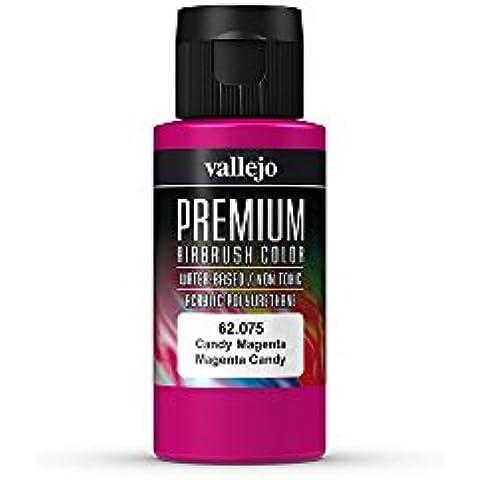 Premium Color 60ml - Candy Magenta -