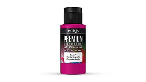 Vallejo Premium color 60ml vernice Candy Magenta