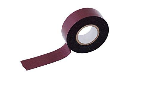 TimeTEX Magnet-Band farbig - selbstklebend - 19 mm x 5 Meter auf Rolle - bordeaux - Stärke: 1,2 mm - schwarz - 93790 - Magnetplättchen - Magnetband