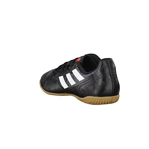 adidas Conquisto II In, Entraînement de Football Homme Core Black/Ftwr White/Solar Red