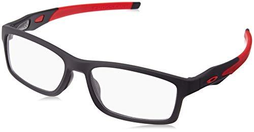 Oakley RX Eyewear - Crosslink Trubridge Asia Fit (56) - Satin Black Frame Lenses