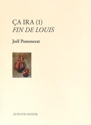 Ca ira (1) fin de Louis par Joël Pommerat