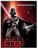 Hausaufgabenheft A5 Star Wars Darth Vader