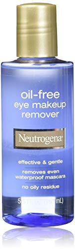 Neutrogena removedor maquillaje ojos sin aceite, 5.5
