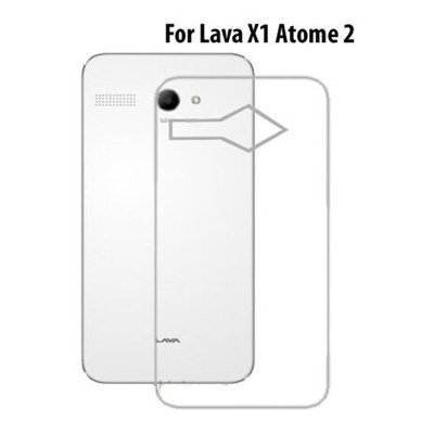 back cover for lava iris atom 2x  available at amazon for Rs.119