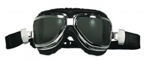 Global Vision Eyewear Classic-1Anti-Fog Schwimmbrille, Rauch Objektiv -