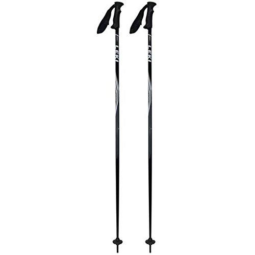 LEKI Switch Skistöcke, Schwarz, 125 cm