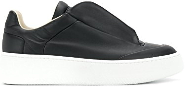 MAISON MARGIELA 11 Maison Margiela Herren S57WS0187SY0984962 Schwarz Leder Slip on Sneakers