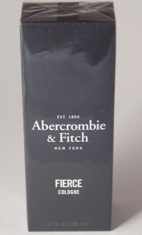 Fierce by Abercrombie&Fitch Cologne fuer Herren 200ml Jumboflasche direkt aus USA