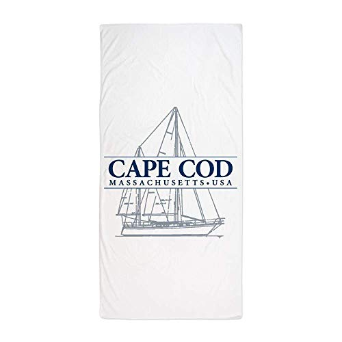 jinhua19 Strandtücher Handtücher Cape Cod- Large Beach Towel, Soft 31