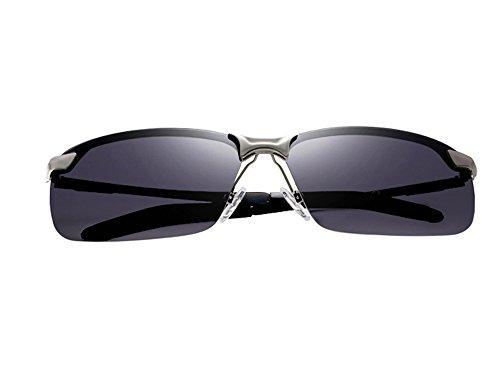 Unbekannt XUEP Sonnenbrillen Sonnenbrille Angeln Brille zu sehen High-Definition-Spezial-Autofahrer Fahrspiegel Spiegel Auge polarisierte Sport-Sonnenbrille Shades