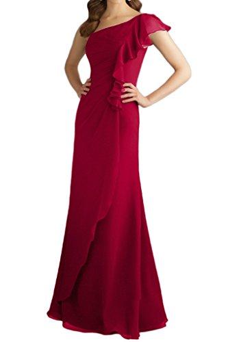 TOSKANA BRAUT - Robe - Crayon - Femme rouge bordeaux