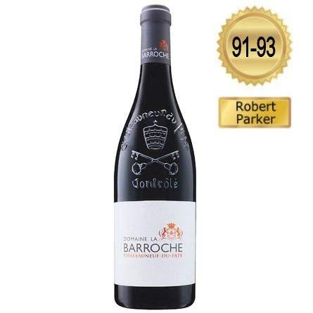 Domaine la Barroche Chateauneuf du Pape Signature 2014 (1 x 0.75l)