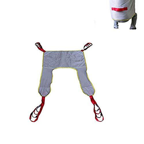 Xergou Sit to Stand Transport Imbracatura per Sollevatore per paziente, Imbracatura per Supporto di Supporto, Dimensioni Medie, Portata di Peso di 230 kg