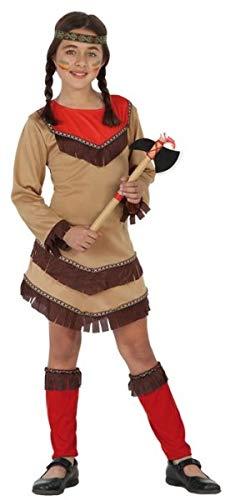 Fancy Me Indianer Indianer Wild West Cowboy Halloween Karneval Kostüm Outfit 3-12 Jahre