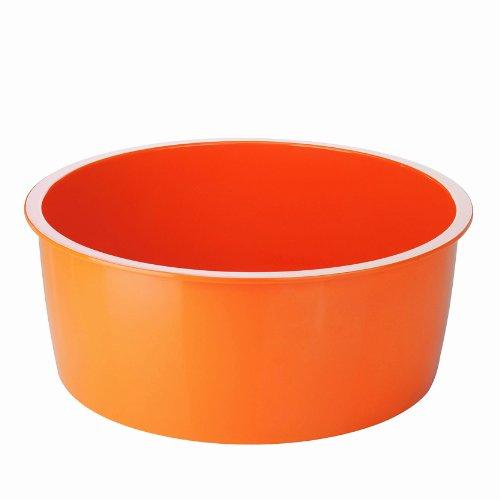 KUHN RIKON 30752 Hotpan Schüssel 3 Liter, orange