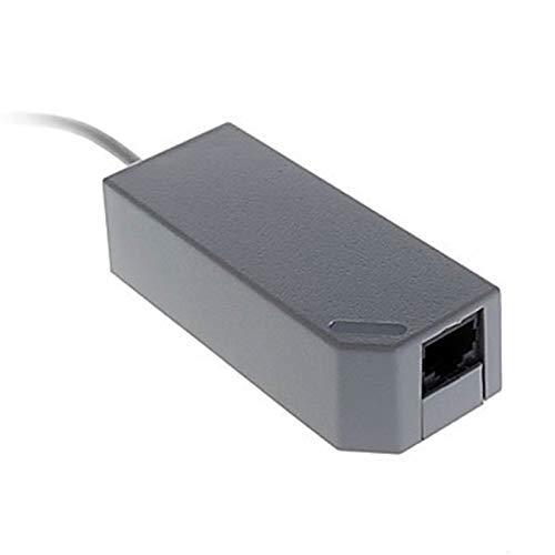 Connectors USB Internet LAN Netzwerkadapter Connector für Nintendo Wii Wie abgebildet Siehe Abbildung (Wie Abbildung)