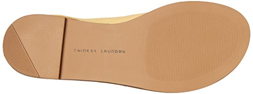 Chinese Laundry Guess Who Toile Sandales Gladiateur yellow