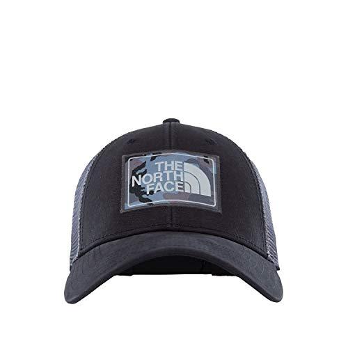 THE NORTH FACE Mudder Trucker Kappe, TNF Black/Asphlt Grey Camo, OS Camo Vintage Cap