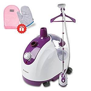 Blusmart Garment Steamer, 2.2L 1450W Vertical Clothes Steamers Household 6 Steaming Levels Steam