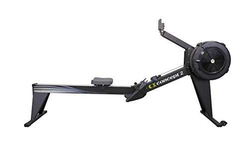 Concept2 Model E Indoor Rower with PM5, Black
