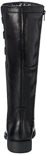 Jana 25601, Stivali Donna Nero (Black)