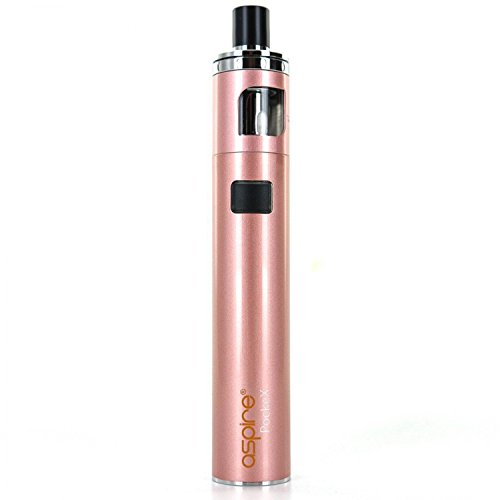 Aspire Pockex Kit Básico, Bolsillo AIO All-in-One (Oro Rosado)