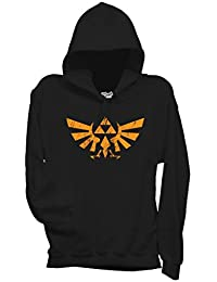 Sweatshirt THE LEGEND OF ZELDA LOGO DESTROY - JEUX by Mush Dress Your Style