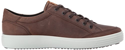 Ecco Herren Soft 7 Men's Low-Top Cocoa Brown