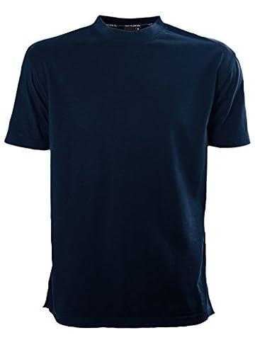 Gryzko® Heavyweight T-Shirt (Large, Navy)