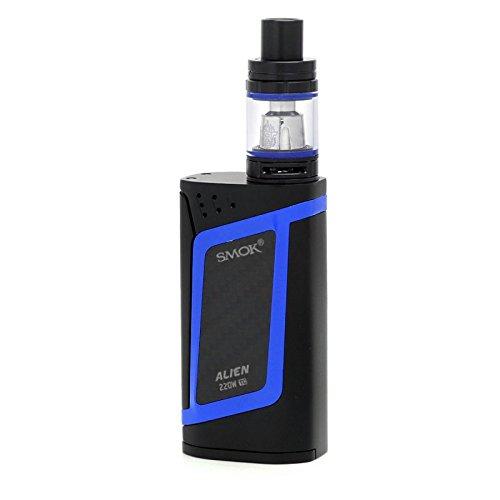 Preisvergleich Produktbild ORIGINAL SMOK Alien TFV8 Baby 2mL Set (Schwarz Blau) Erforderliche