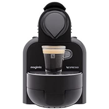 nespresso essenza manual by magimix m100 just grey kitchen home. Black Bedroom Furniture Sets. Home Design Ideas