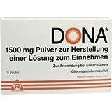 DONA 1500 mg Beutel 10 St