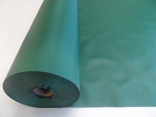 Fabrics 2 Cover - Tela de revestimiento impermeable de poliéster revestido de poliuretano (113 g, venta por metros), color verde