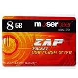 Moser Baer ZAP Pocket USB (8GB)