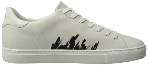 Crime London Beat, Sneakers Basses Homme Blanc (Weiß_70)