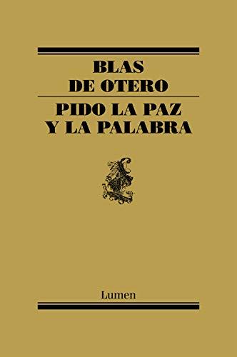 Pido la paz y la palabra eBook: Otero, Blas de: Amazon.es: Tienda ...