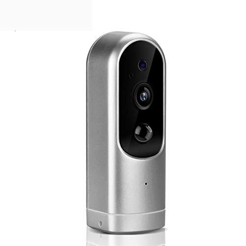 IWTGH Wiederaufladbare drahtlose Überwachungskamera 3000 MAh Akku Smart Home Handy Fernüberwachung